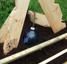 3. kasta saab aiavooliku kaudu